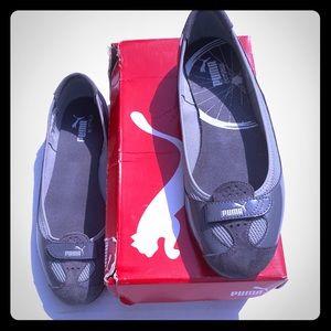 Puma Zandy Women's patent comfortable shoe